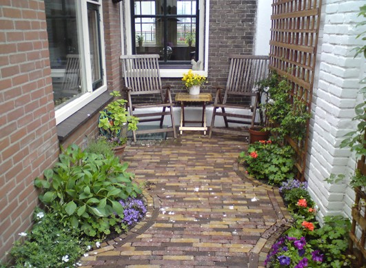 Voorbeeldtuinen mdj tuinen voor tuinen waar u zich for Voorbeeldtuinen kleine tuin