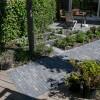 tuin vanaf de schuurzijde